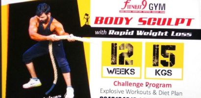 Fitness9 Body Sculpt Program Goal